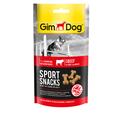 Gimpet Лакомство дрессировочное SportSnacks мини-косточки с говядиной для собак