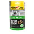 Gimpet Лакомство дрессировочное SportSnacks мини-косточки с ягненком для собак