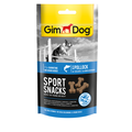 Gimpet Лакомство дрессировочное SportSnacks мини-косточки с рыбой для собак
