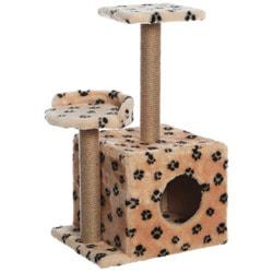 Smartpet Домик для кошек Изба 45х35х40см