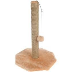 Smartpet Когтеточка для кошек с 1-й игрушкой 35х35х53см