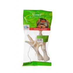 TiTBiT Лапки куриные для собак - мягкая упаковка