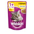 Whiskas Паучи для кошек мини-филе желе с Курицей