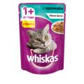 Whiskas Паучи для кошек мини-филе желе с Кроликом