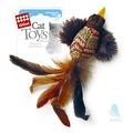 GiGwi Игрушка для кошек Птичка с перьями