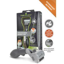 Furminator FURflex насадка против линьки для собак средних пород
