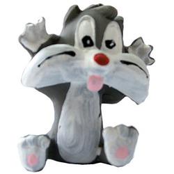 MAJOR Игрушка для собак Котенок с пищалкой латекс