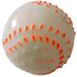MAJOR Игрушка для собак Мяч с пищалкой винил
