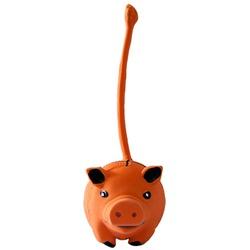 MAJOR Игрушка для собак Свинка с хвостом латекс