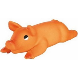 MAJOR Игрушка для собак Свинка розовая латекс