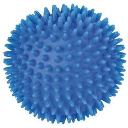MAJOR Игрушка для собак Мяч-колючка с пищалкой латекс
