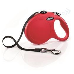 Поводок-рулетка flexi New Classic L, лента 5 метров, для собак до 50 кг