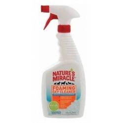 Nature's miracle Средство чистящее для ковров и мягкой мебели NM Foaming OxyCleaner в виде пены с акт. кислородом