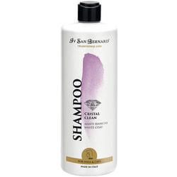 Iv San Bernard Traditional Line Cristal Clean Шампунь для устранения желтизны шерсти