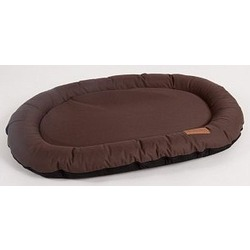 Katsu Лежак для средних и крупных собак Pontone Kasia шоколад