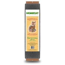 Homecat Когтеточка настенная ковровая с кошачьей мятой
