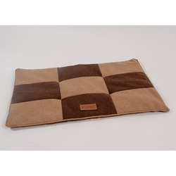 Katsu Лежак - подстилка для собак Kern коричнево-бежевый