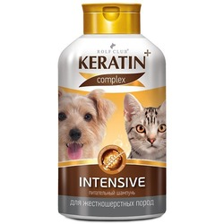 Keratin+ Шампунь Intensive для жесткошерстных собак и кошек