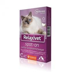 Relaxivet Капли Spot-on успокоительные для собак и кошек