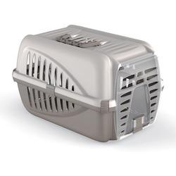 Georplast Переноска для собак и кошек PANZER с пластиковой дверцей 50x33x31см