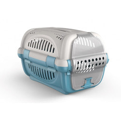Georplast Переноска для собак и кошек RHINO с пластиковой дверцей 51*34,5*33см
