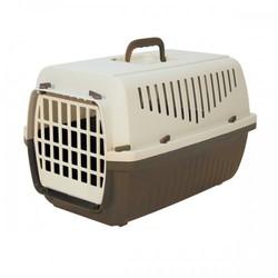 Marchioro Переноска для животных SKIPPER 1P с пластиковой дверцей 48х32х31h см