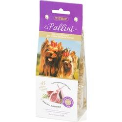 TiTBiT Печенье для собак Pallini с ягненком