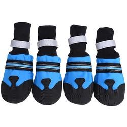 ForMyDogs Обувь для крупных пород собак - с резиновой подошвой и усиленный мысок