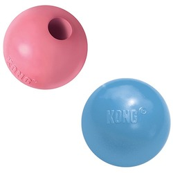 Kong Игрушка для щенков Puppy Мячик под лакомства