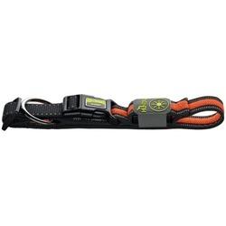 Hunter Ошейник для собак светодиодный Manoa Glow LED оранжевый