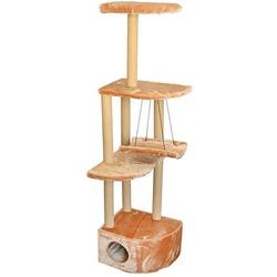 Дарэлл Комплекс Башня угловая с гамаком, столбик ковролин