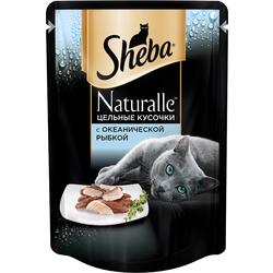 Sheba Naturalle пауч для кошек Рыба