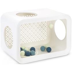 Beeztees Дом-Куб для кошки для игры 49*29*33см