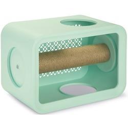 Beeztees Дом-Куб для кошки с когтеточкой