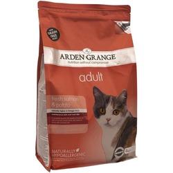 Arden Grange Корм беззерновой для кошек с Лососем и картофелем