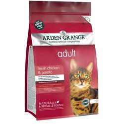 Arden Grange Корм беззерновой для кошек с Курицей и картофелем