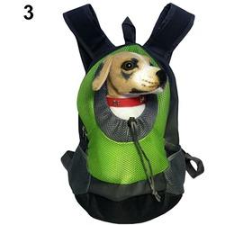 Smartpet Переноска-рюкзак для собак до 5кг зеленый