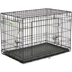 """MidWest Клетка для средних собак Contour с двумя дверьми 36"""""""