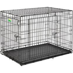 """MidWest Клетка для больших собак Contour с двумя дверьми 42"""""""
