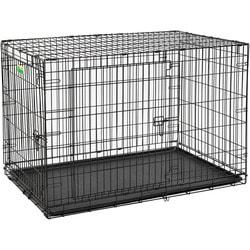 """MidWest Клетка для крупных собак Contur с двумя дверьми 48"""""""