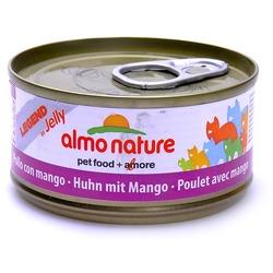 Almo Nature Консервы для Кошек с Курицей и Манго (Legend HFC Adult Cat Chicken&Mango)