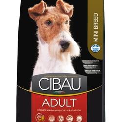 Cibau Сухой корм для взрослых собак мини