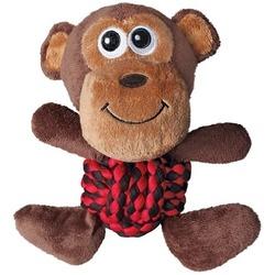 Kong Игрушка для собак Weave Knots Обезьянка
