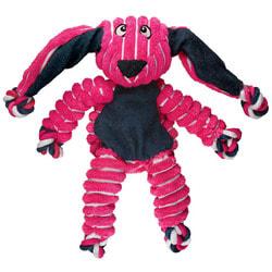 Kong Игрушка для собак Floppy Knots Кролик