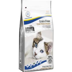 Bozita Беззерновой корм для кошек курица (Funktion Grain Free Single Protein)