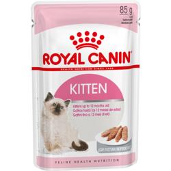 Royal Canin Пауч для котят до 12 мес Kitten Instinctive паштет Мясо