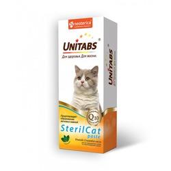 Unitabs SterilCat paste Паста для кастрированных котов и стерилизованных кошек