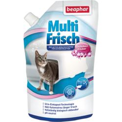 BEAPHAR Уничтожитель запаха Multi Frisch (Odour Killer) для кошачьих туалетов с ароматом орхидеи