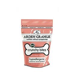 Arden Grange Crunchy Bites Лакомство для собак с Лососем