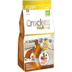 Crockex Wellness Сухой корм для щенков мелких пород курица с рисом